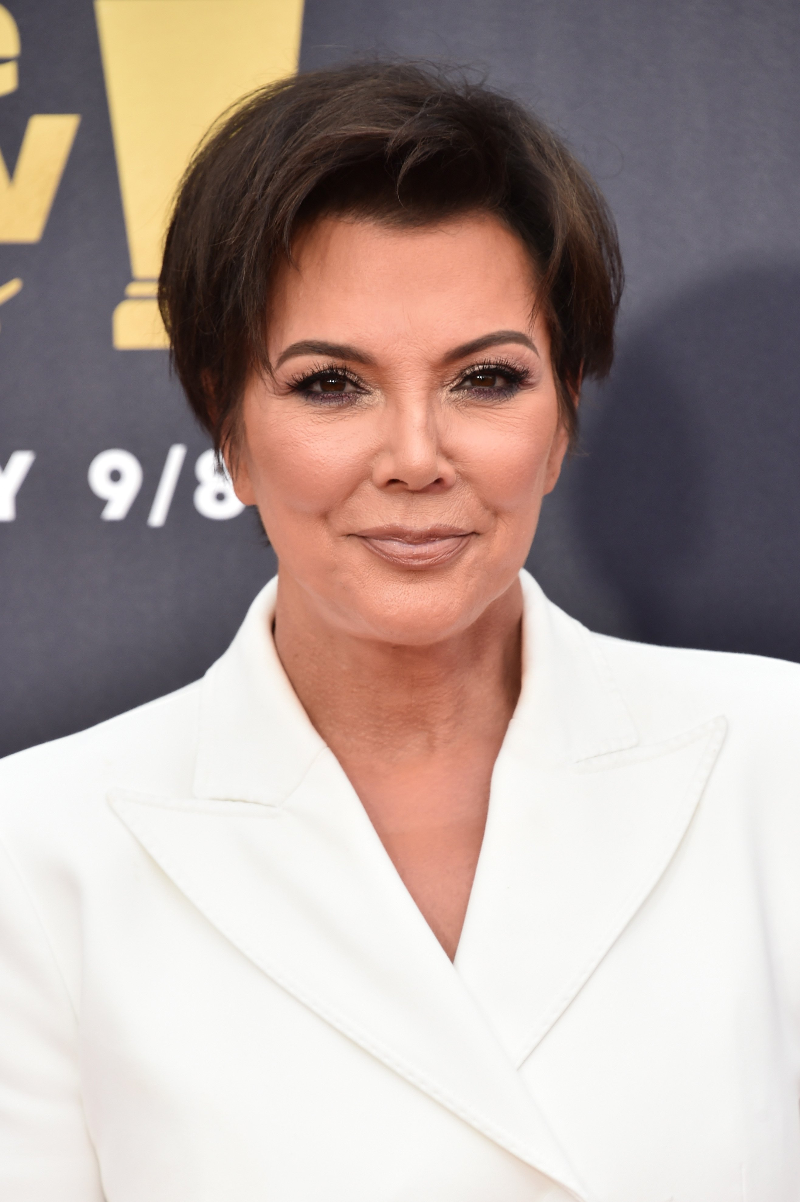 Kris Jenner at the 2018 MTV Movie and TV Awards. | Photo: Getty Images