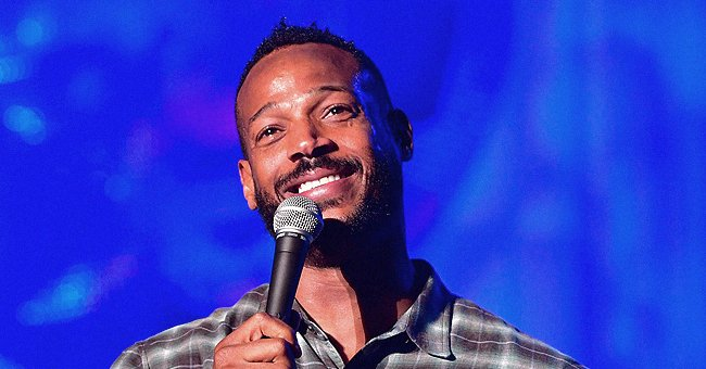 Marlon Wayans' Only Son Shawn Is a Carbon Copy of His Famous Dad in This Adorable TikTok Video