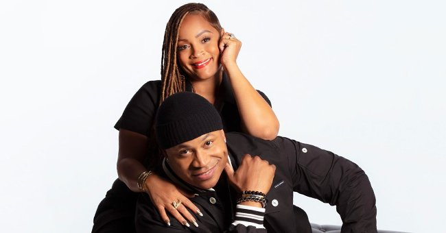 LL Cool J & His Wife Simone Pose in Black Outfits as She Talks about Commitment in Sweet Post
