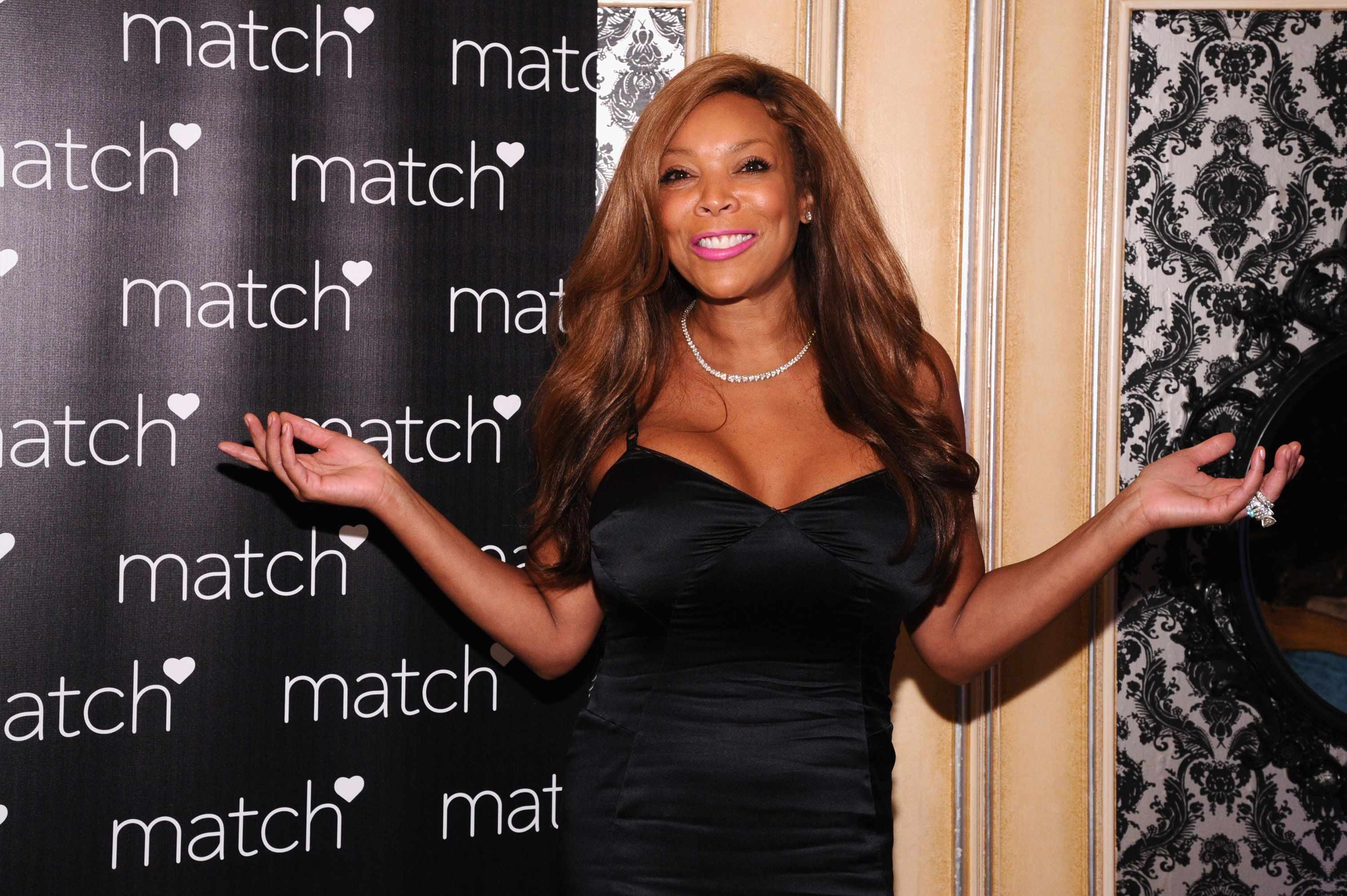 """Wendy Williams attends a 2014 benefit event of """"The Match Bachelor Showcase"""" in New York City. 