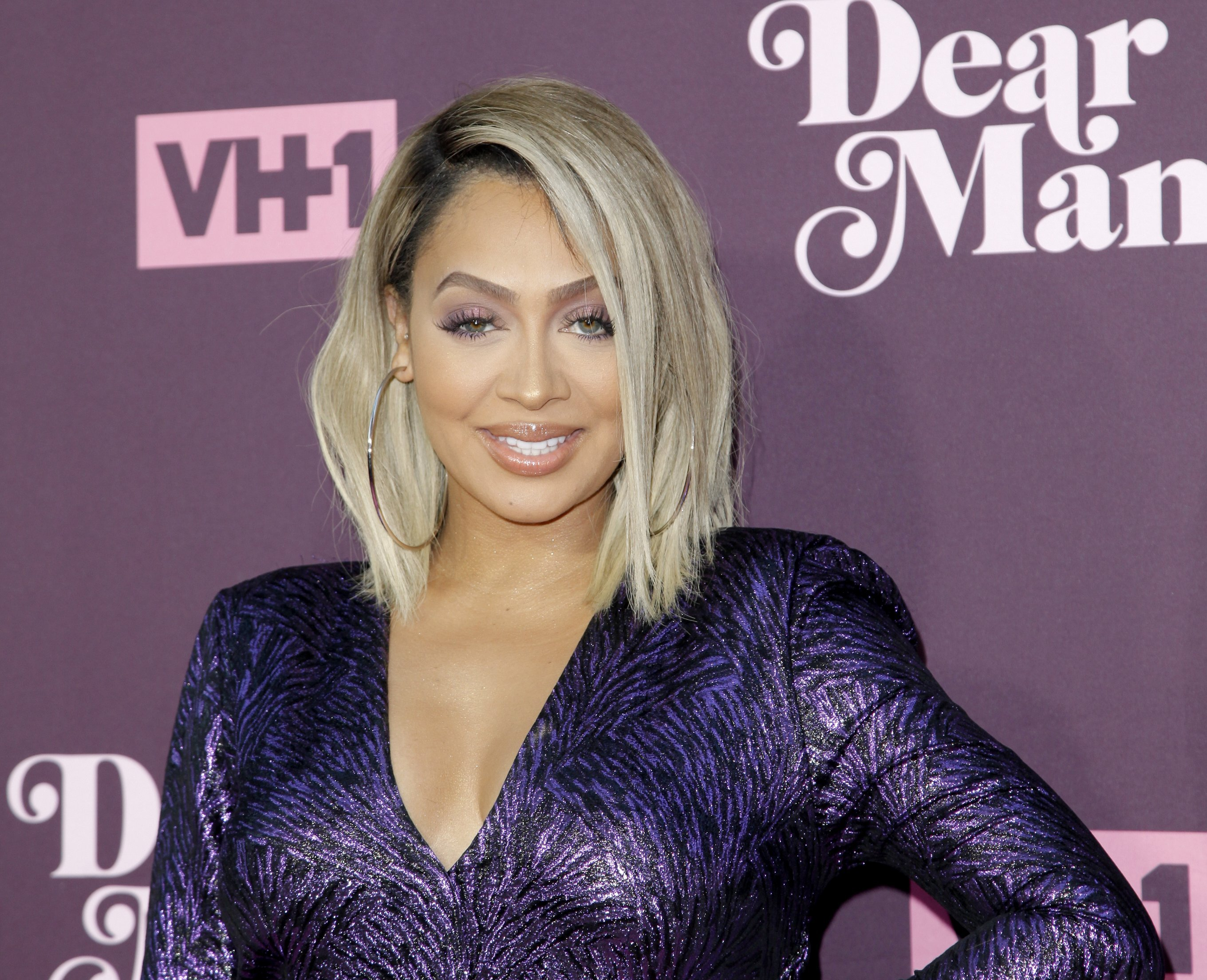 """La La Anthony at the 3rd annual """"Dear Mama: A Love Letter To Moms"""" screening in May 2018. 