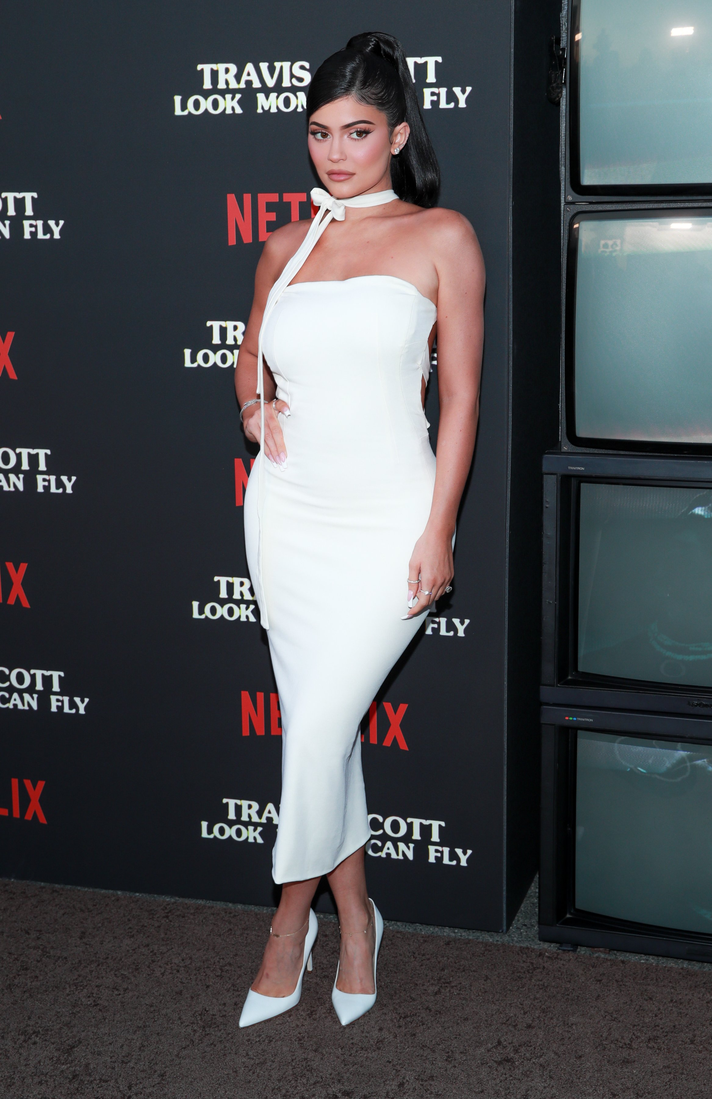 """Kylie Jenner attends the premiere of """"Travis Scott: Look Mom I Can Fly"""" In Santa Monica, California on August 27, 2019   Photo: Getty Images"""