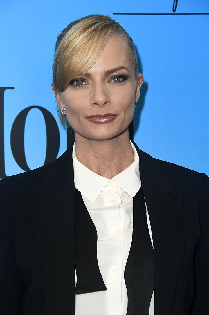 """Jaime Pressly attending """"Mom"""" Celebrates 100 Episodes at TAO Hollywood in Los Angeles, California in January 2018. I Image: Getty Images."""