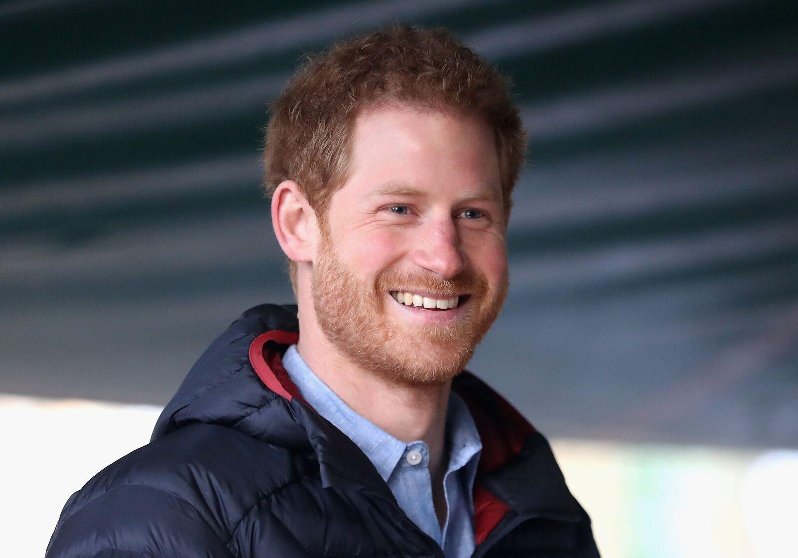 Le prince Harry visite le service d'aide pour les blessures cachées des héros à Tedworth House. | Source : Getty Images