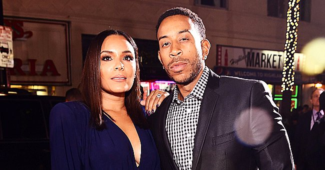 Ludacris & Wife Eudoxie's Daughters Melts Hearts as They Kiss & Pose in Cute Dresses in Sweet Photos