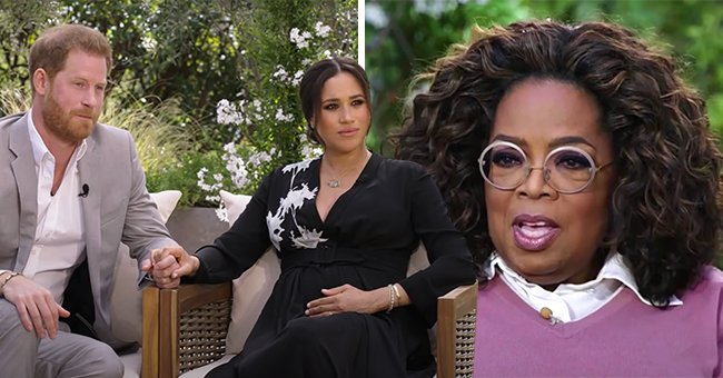 Oprah Admits She Was Shocked at How Far Harry & Meghan Went During Their Tell-All Interview