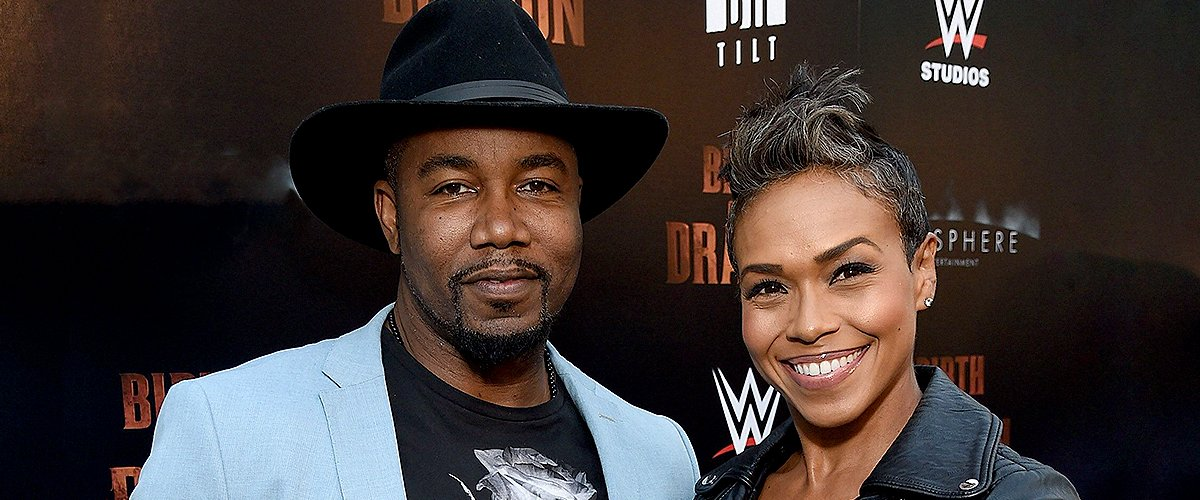 Inside the Love Story of 'Black Dynamite' Star Michael Jai White and His Second Wife Gillian
