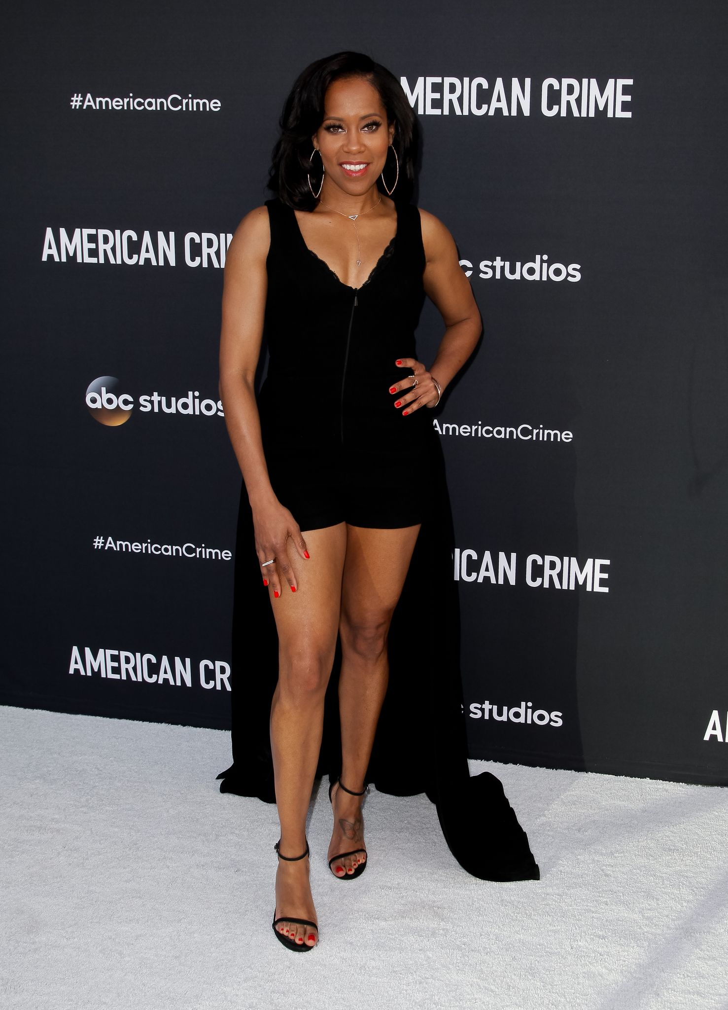 Regina King at the FYC event for ABC's 'American Crime' on April 29, 2017 in California.   Photo: Getty Images