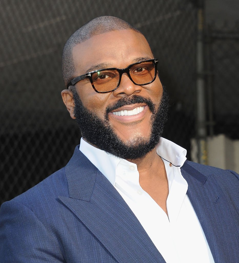 Tyler Perry Honored With Star On Hollywood Walk Of Fame held | Photo: Getty Images