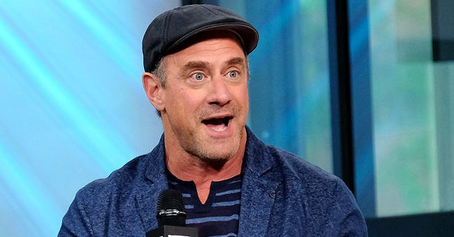 See the Sweet Throwback Snap Christopher Meloni's Daughter Posted in Honor of His 60th Birthday