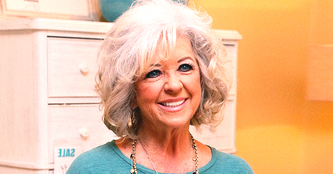 Paula Deen's Daughter-In-Law Claudia Shows Triplets' Faces for the First Time in a New Photo