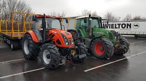 Photo of a tractor | Photo: Wikipedia