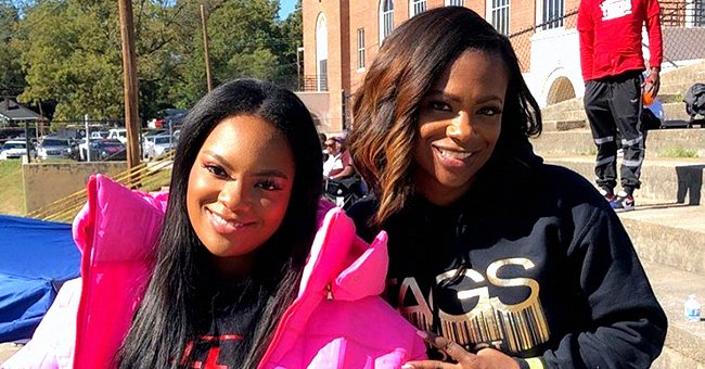 Kandi Burruss' Daughter Riley Is Excited to Attend College as She Rocks NYU Hoodie (Photos)