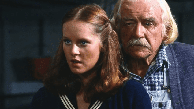 """Mary Elizabeth McDonough as Erin in """"The Waltons"""" 