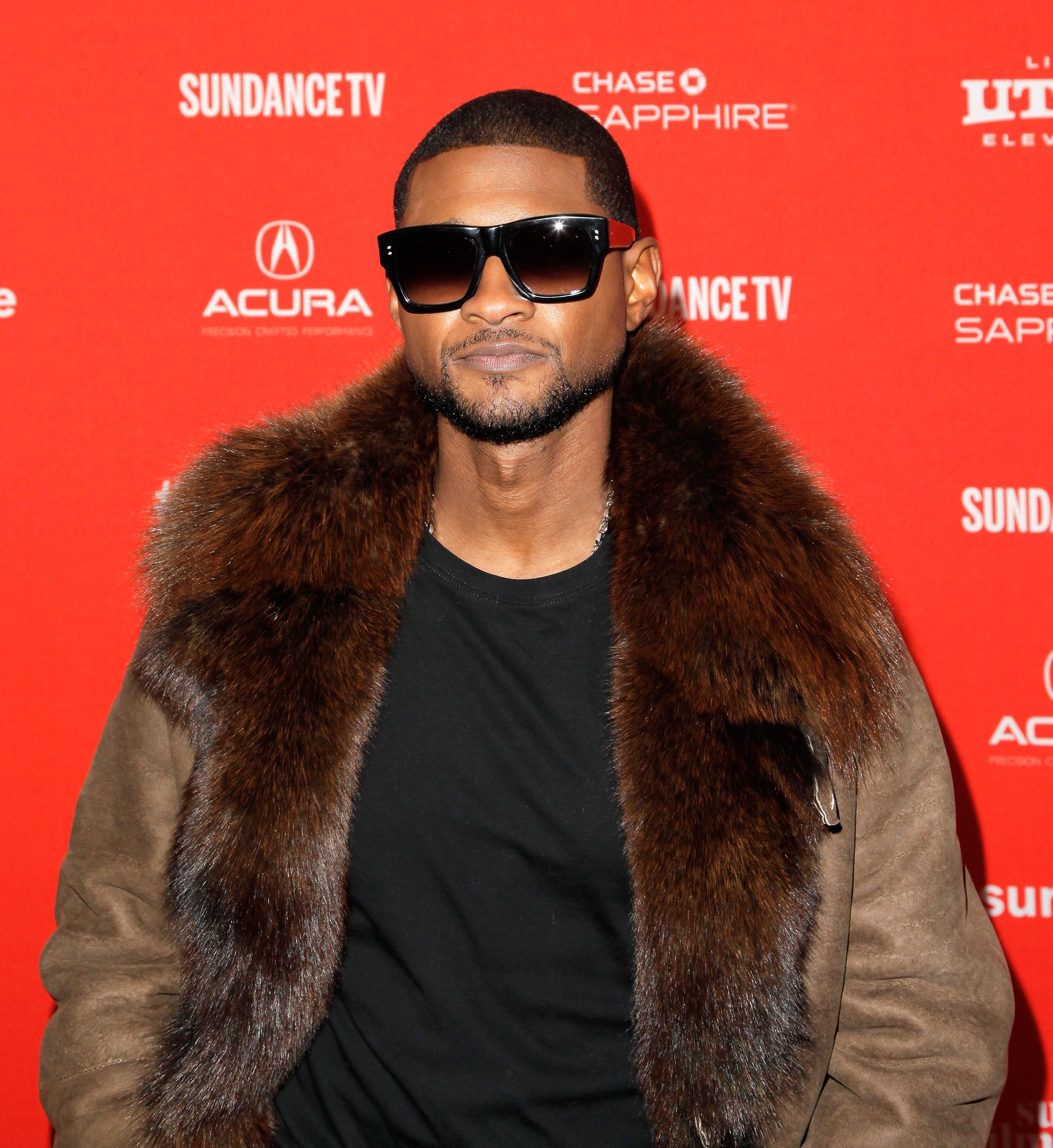 """Usher at """"Burden The Park"""" at the Park City Library on January 21, 2018. 