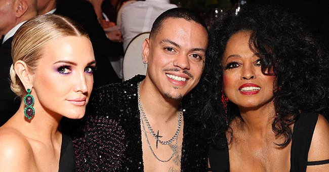 Diana Ross' Son Evan & Wife Ashlee Simpson Celebrate Daughter Jagger's 6th Birthday with Princess-Themed Party