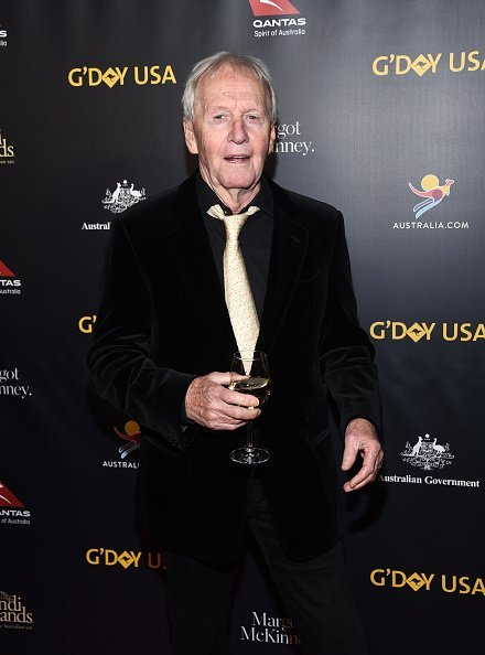Paul Hogan arrives at the 16th Annual G'Day USA Los Angeles Gala at 3LABS | Photo: Getty Images