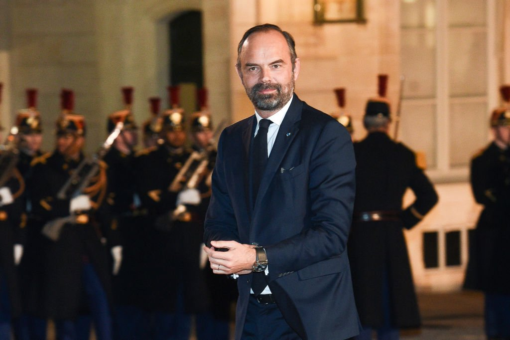 Edouard Philippe. | Photo : Getty Images
