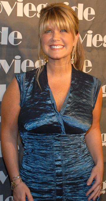 Singer Natalie Grant at the 16th Annual MovieGuide Faith and Values Awards Gala in 2008 | Photo: Wikimedia Commons Images