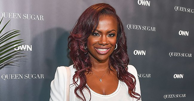 A Glimpse into Kandi Burruss' Xscape Days as She Shares a Throwback Picture