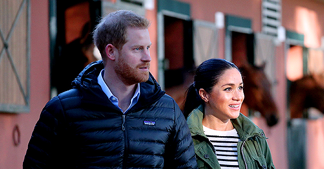 Us Weekly: Meghan Markle & Prince Harry Consider Moving to Canada in the Future