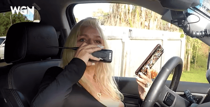 Beth Chapman hunting fugitives on the promo trailer of Dog's Most Wanted | Photo: YouTube/WGN America