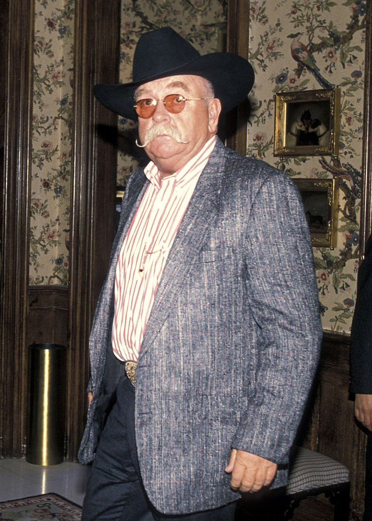 Wilford Brimley attends the Annual Kennedy Centers Honors Awards in Washington, Maryland on January 3, 1988 | Photo: Getty Images