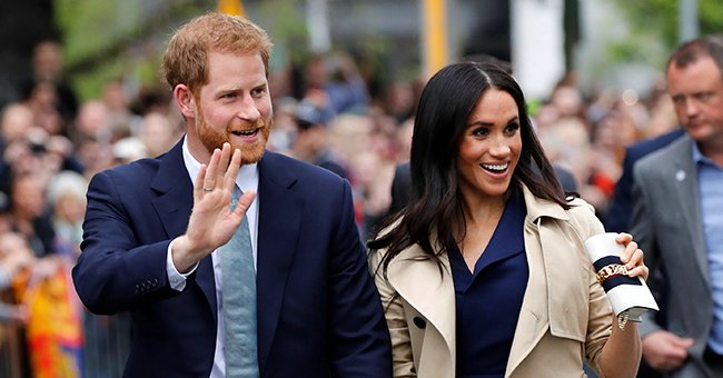 Us Weekly: Prince Harry & Meghan Try to 'Keep the Peace' after 'War' with the Royal Family