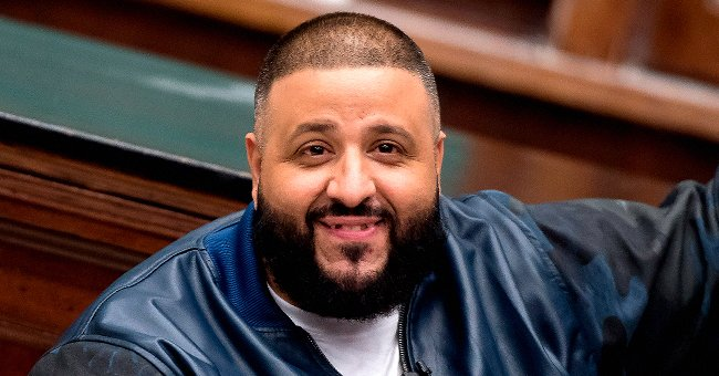 Watch DJ Khaled Dance While His Son Asahd Plays His Kiddie Drum Kit in an Adorable New Video