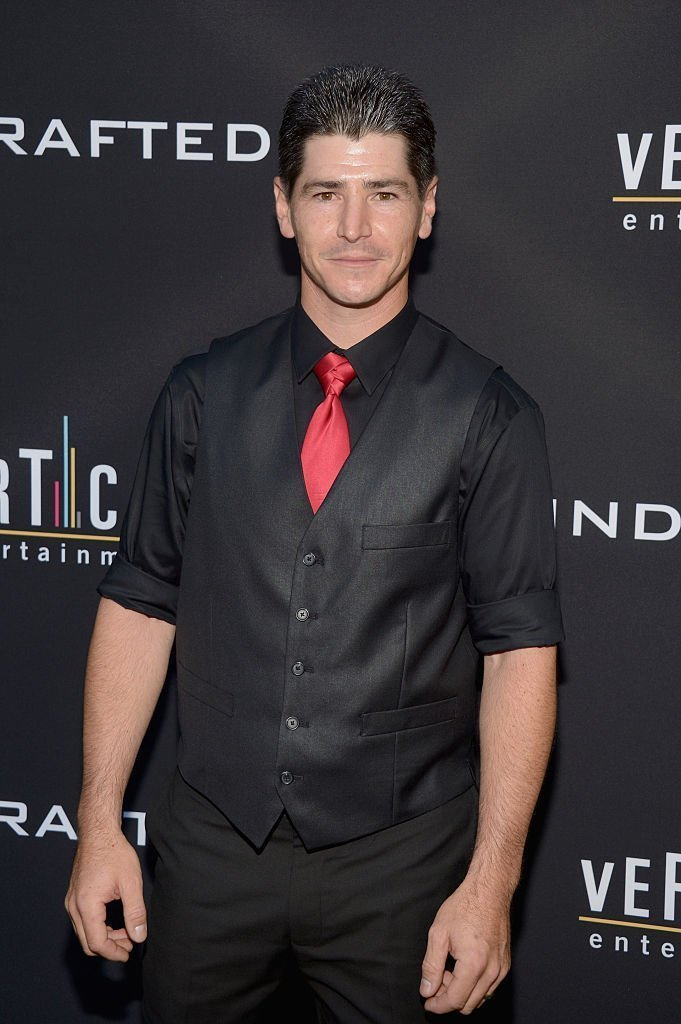 "Michael Fishman attends the premiere of ""Undrafted"" in Hollywood, California on July 11, 2016 