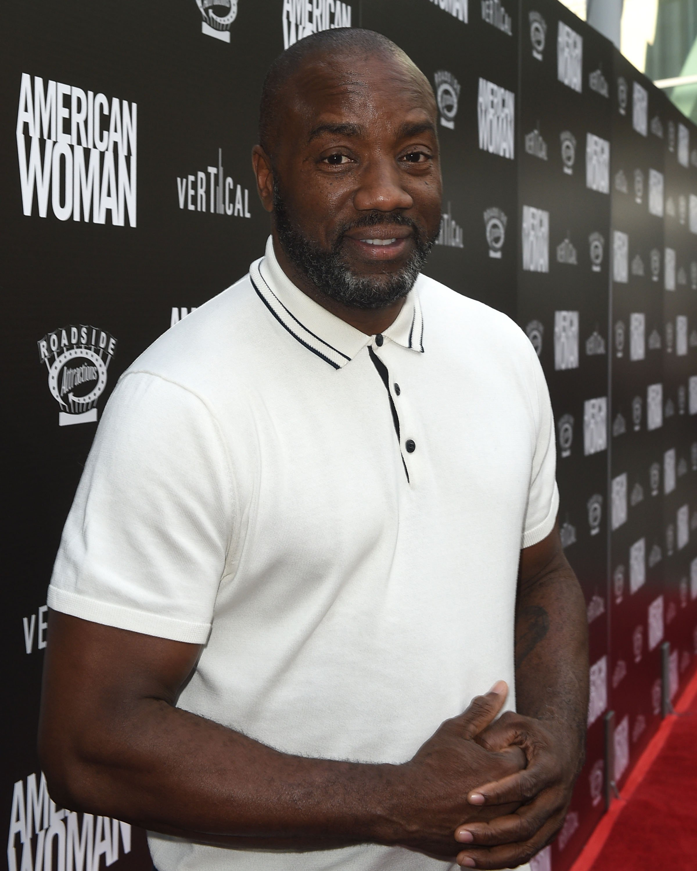 "Malik Yoba at the Los Angeles premiere of ""American Woman"" in June 2019. 