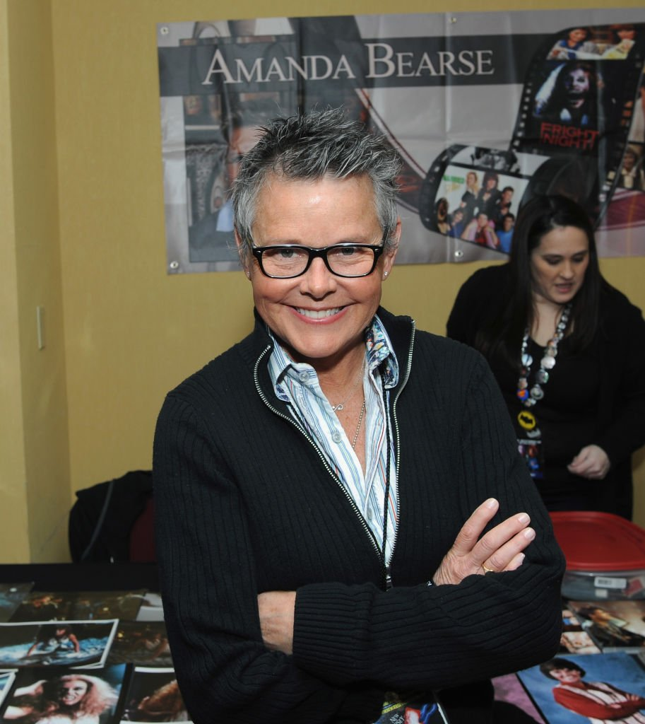Amanda Bearse at Renaissance Woodbridge Hotel on March 2, 2018 in Iselin, New Jersey | Source: Getty Images