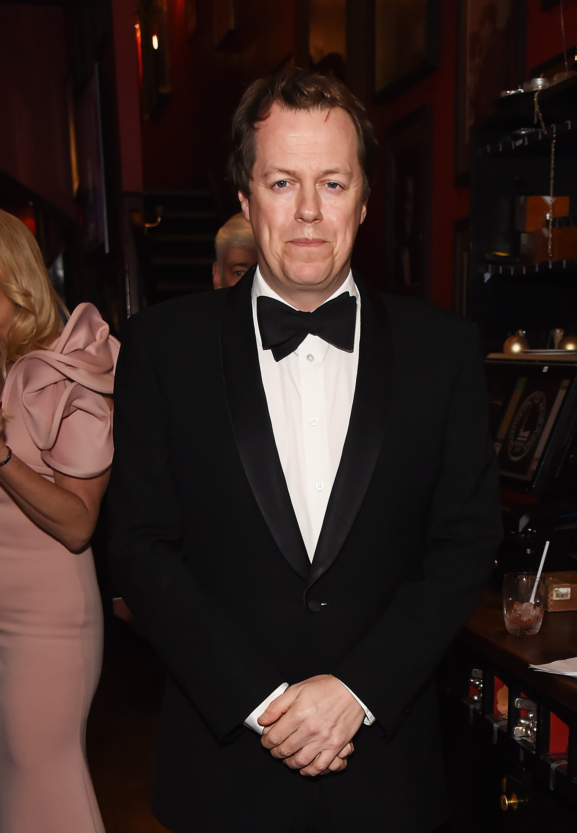 Tom Parker-Bowles in London in December 2019    Photo: Getty Images