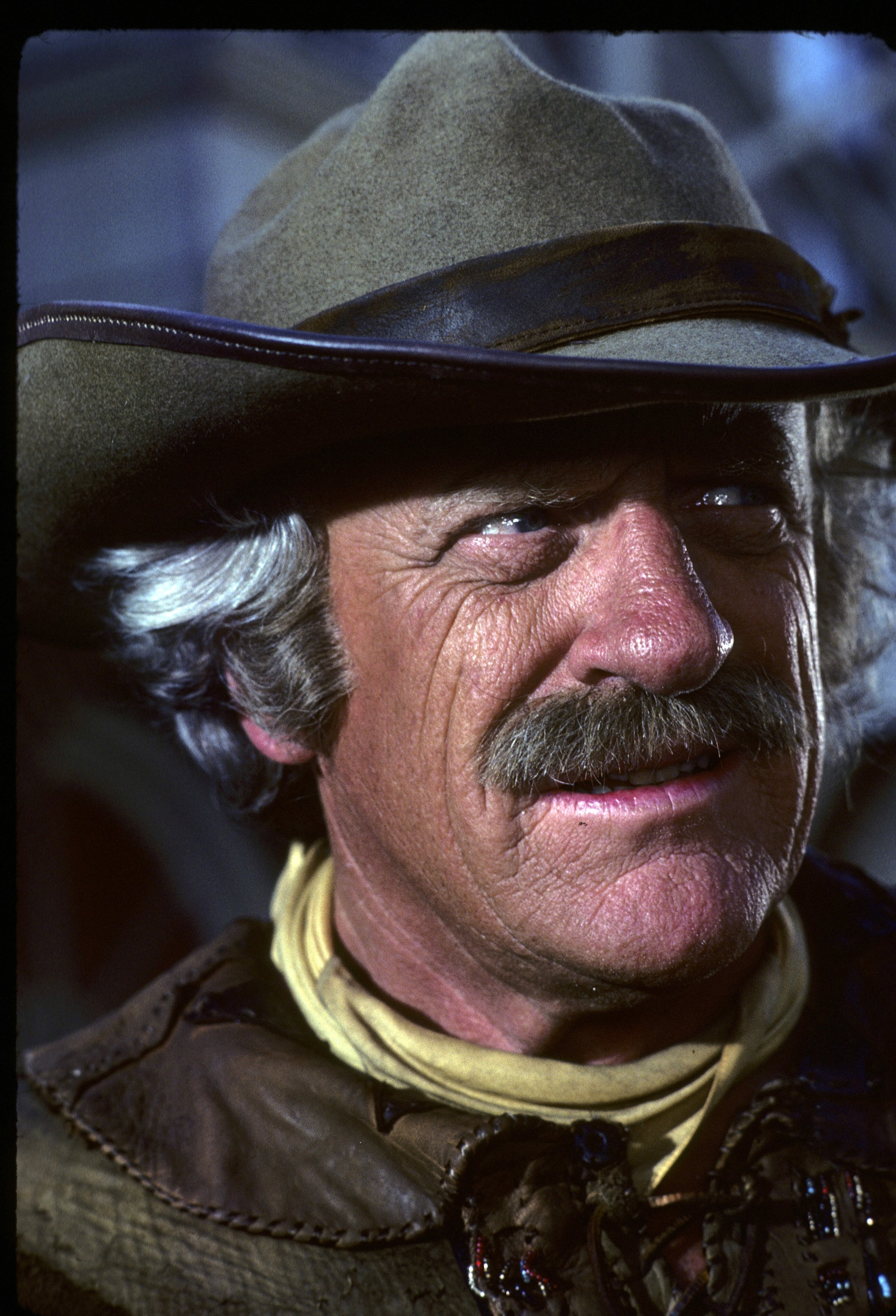 """James Arness on  """"How The West Was Won"""" - Airdate: February 12, 1978.   Source: Getty Images"""