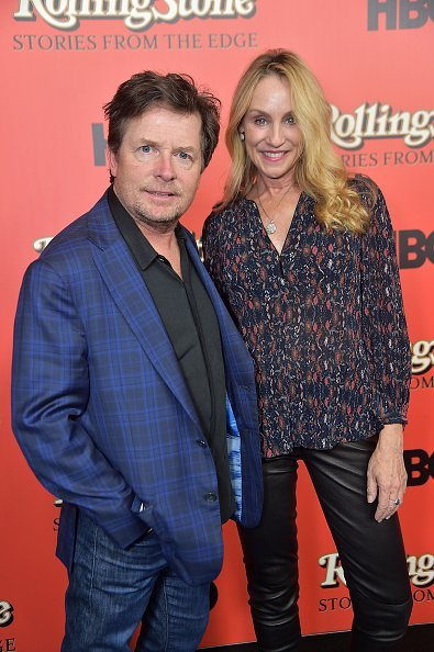 Michael J Fox and Tracy Pollan at Florence Gould Hall on October 30, 2017 in New York City | Photo: Getty Images