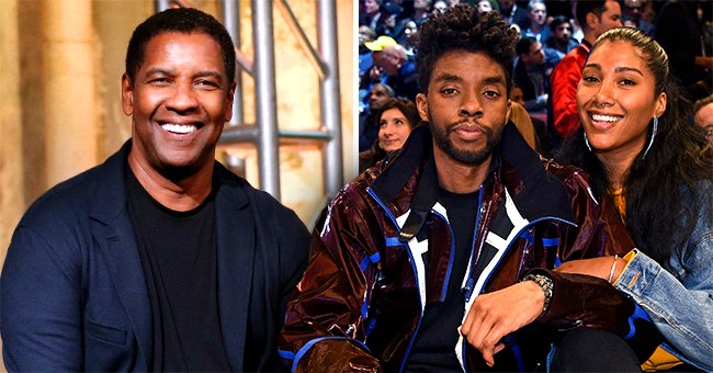 Denzel Washington Convinced Chadwick Boseman to Marry Taylor Simone Ledward — Here's Why