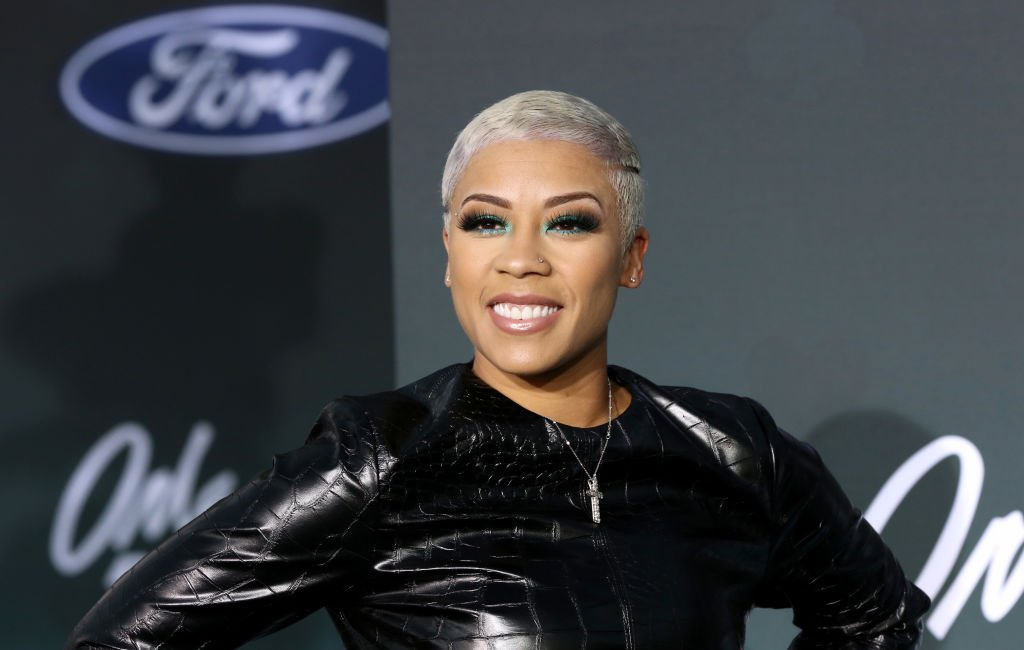 Keyshia Cole attends the 2019 Soul Train Awards at the Orleans Arena in Las Vegas, Nevada | Photo: Getty Images
