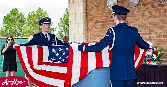 No one was expected to attend Texas veteran's funeral today, now cemetery expects a big turnout