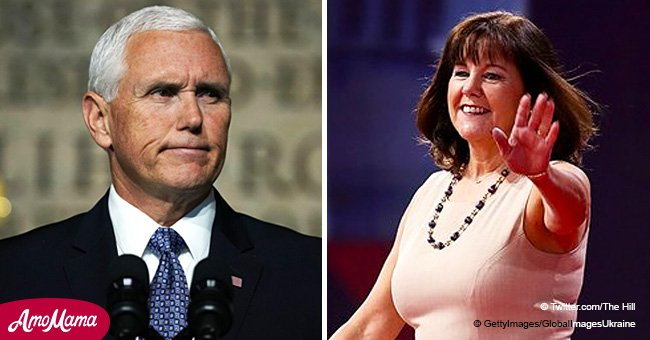 Mike Pence outraged at wife getting criticized for working at a school that bans gay families