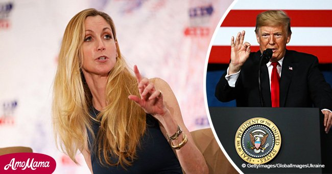 'Dead, dead, dead': Ann Coulter's warning to Donald Trump if he doesn't build the wall