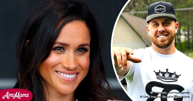 Meghan Markle's nephew gets his own TV show