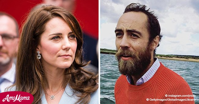 Kate Middleton's brother called his depression 'a cancer of the mind' in a rare interview