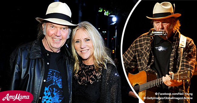 Neil Young shares an emotional tribute to his ex-wife Pegi who died of cancer