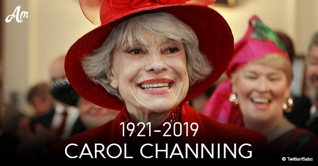 Legendary actress and singer Carol Channing dies at 97