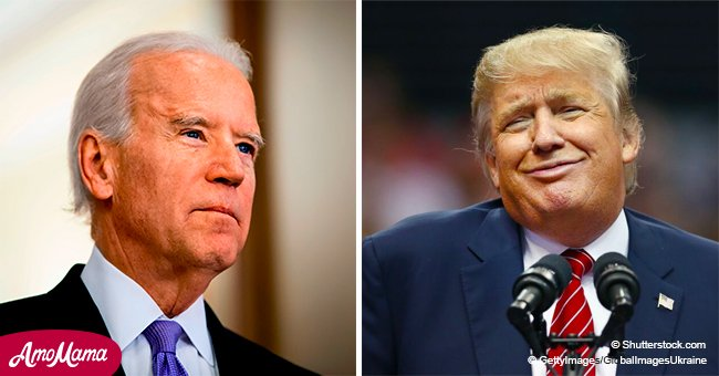 Donald Trump rips into Joe Biden, calls him 'weak' and claims Obama took him off a 'trash heap'