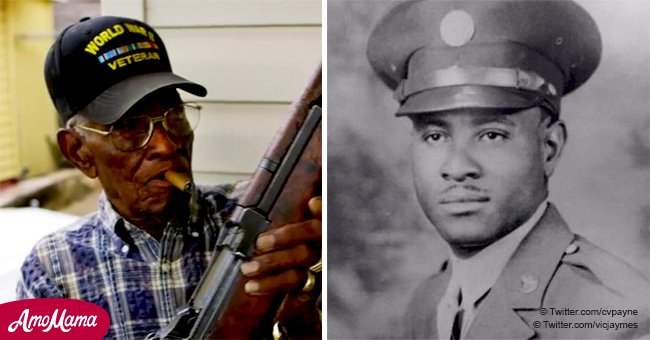 America's oldest veteran dead at the age of 112