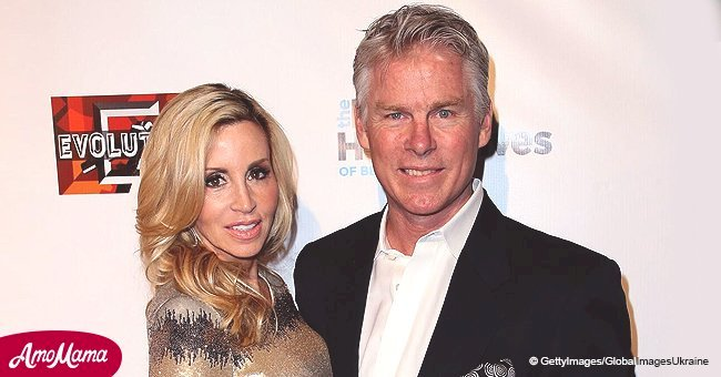 'Real Housewives of Beverly Hills' Camille Grammer is married