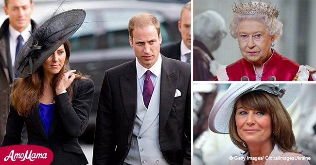 Kate and William pick a place to celebrate Christmas – between the royals and Middleton family