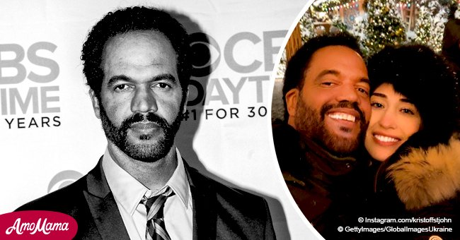 Kristoff St. John's fiancée can't believe he is dead, mourns him with a heart-wrenching tribute