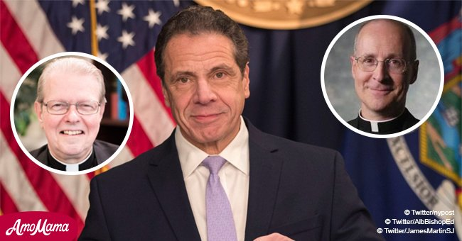 Gov. Cuomo faces backlash from Catholic bishops after signing the abortion bill